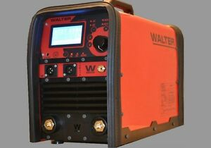 Walter Ac dc 250 Cell Tig Welder Free Shipping Worldwide Promotional Prices