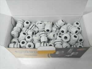 Cable Glands Pg11 Grey Cable Range 5 10mm box Of 100pcs new In Box