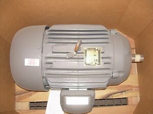 Baldor Electric For Hazardous Locations 20 Hp 15 Hp 230 460 V