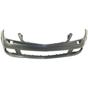 Am Front Bumper Cover For Mercedes Benz C250 C350 C300 C230 Mb1000297