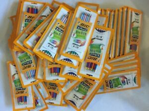 Bic Xtra Fun 2 Pencils 6 Count School Supplies Lot Of 50 Packs 300 Total New