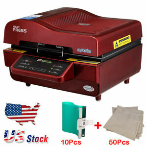 3d Sublimation Vacuum Heat Press Machine 11oz Silicone Mug Wrap Pillowcase