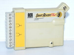 Acr Systems Smartreader Plus 5 Thermocouple Data Logger