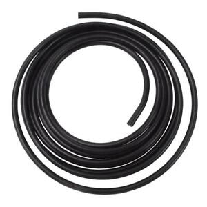 Russell Fuel Line 639253 25 Feet 3 8 Black Anodized Aluminum