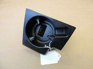 Oem Bmw 04 10 E63 E64 645ci 6 Series Passenger Rear Cup Holder D1