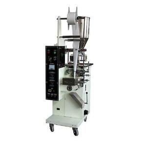 220v Full Automatic Tea Bag Weighting Packing Machine S s 316 Material