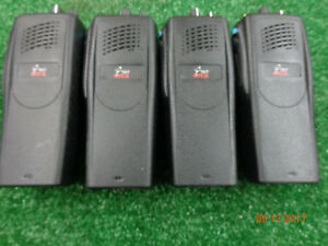 4 Tait Orca 5011 Vhf 16 Channel Top b2430 136 174 They Look Brand New A43