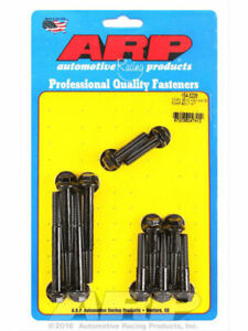 Arp Water Pump Bolt Kit Hex Head Ford 302 351 Cleveland Black 154 3206