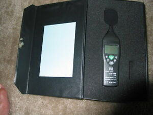 Mini Sound Level Meter Model Dt 805