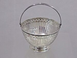 Stunning Tiffany Sterling Silver Candy Dish Antique Superb Quality 1907 1938