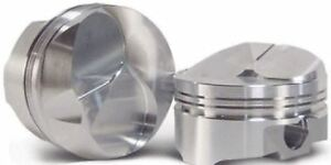 Auto Tec Big Block Chevy Large Dome Pistons 1000316 1000675