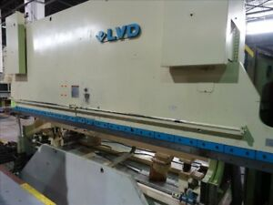 Lvd 240 bh 16 7 axis Cnc Press Brake B29531