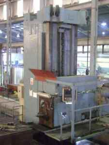 Titan 200mm Cnc Horizontal Boring Mill B30915