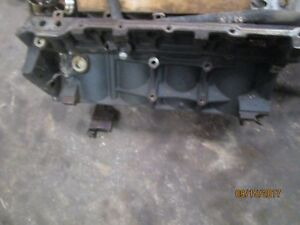 2008 Chevrolet Tahoe Silverado 5 3 Bare Engine Block Standard Bore