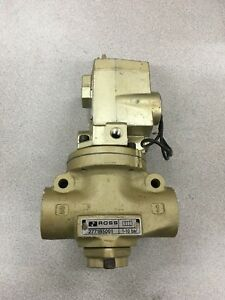 New No Box Ross Pneumatic Solenoid Valve 2771b5001
