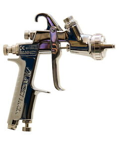 Anest Iwata W 400 142g 1 4mm Gravity Spray Gun No Cup Center Cup Guns W400