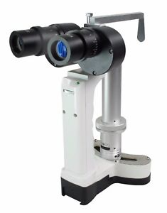Hand held Portable Performance And Economic Portable Slit Lamp Microscope 10 16x