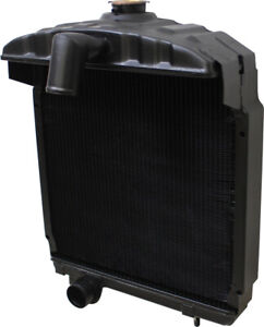 58124dbx Radiator For International Farmall A B Tractors