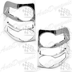 For 2006 2007 2008 2009 2010 Ford Explorer Trim Bezel Tail Lights Cover Covers