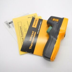Fluke Mt4 Max Ir Thermometer Non Contact 22 To 662 Degree F Range 2 Orders