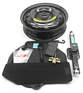 Oem Kia Rio Rio5 Spare Tire Kit With Jack 09100 1w999