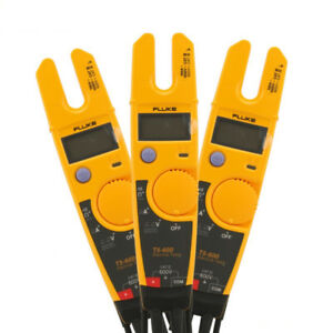 Fluke T5 600 Clamp Meter Fluke T5 Electrical Tester With Current