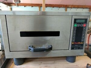 Quadlux Fb5000 1 Electric Countertop Flashbake Oven 125 250 Volts 30 Amp