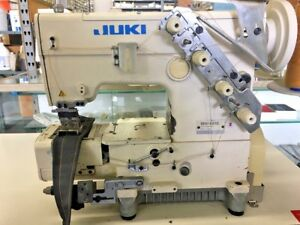 Juki Double Needle Mh 1410 Industrial Sewing Machine