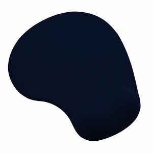 Blue Mouse Pad Mat Anti Slip Comfortable Soft Gel Wrist Rest For Table Desk Uk