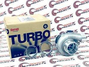 Garrett Gtx2867r Gen Ii Ball Bearing Billet Turbo Inlet Outlet 57 Ar V Band