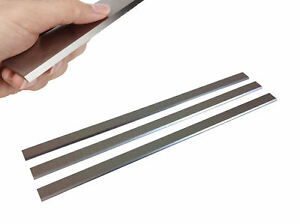 Set Of 3 Planer Knives 20 For Grizzly G0454 G6704 G9740 G9967 H7269 Blade