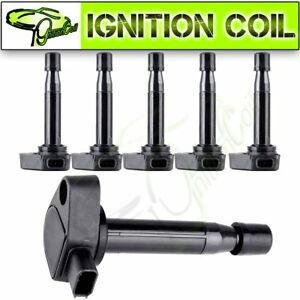 6pcs Ignition Coil For Honda Odyssey Accord 3 5l 3 0l Acura Tl Cl 3 2l Uf242
