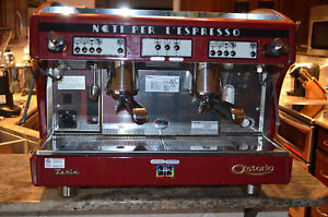 Astoria Perla Sae 2 Automatic Espresso cappuccino Machine Package Gently Used