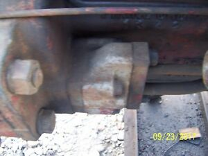 International farmall Cub Tractor Hydraulic Pump