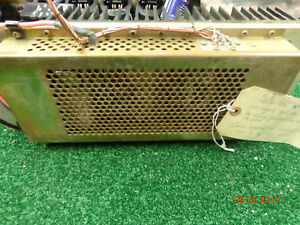 Ge Ericsson Mastr Ii Master 2 Vhf 100w Repeater Amp Pl19d417524g4 1 Fast Ship