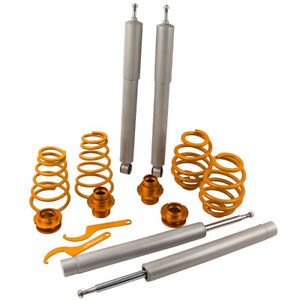Adjustable Coilovers Kit For Bmw E30 3 Series Saloon Coupe 82 91