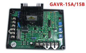 Universal Brushless Gavr 15a Avr 300kw Automatic Voltage Regulator Avr Gavr 15a