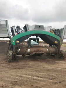 Komptech X63 Compost Turner