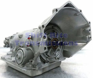 4l60e 96 97 Stage 1 4x4 awd Remanufactured Transmission M30 Rebuilt Gm Chevy