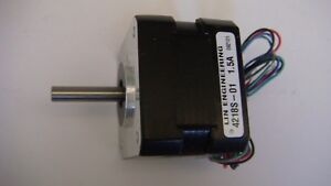 2 Pcs Of Lin Engineering Stepper Motor 4218s 01 1 5a