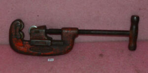 Vintage Reed Pipe Cutter No 2 1