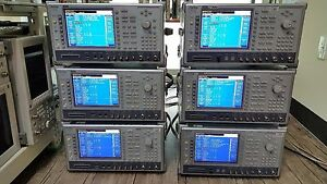 Anritsu Mt8820c Rf Comm test Set Sell As is Parts Or Not Working