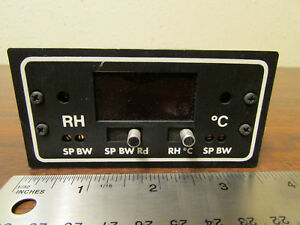 Omega Rhcn 1c Relative Humidity Temperature Controller Environmental Control