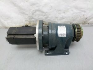 Subaki Grt040l10fi Gear Reducer With Yaskawa Sgm 08v314 Ac Servo Motor Assembly