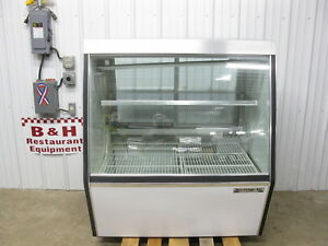 Beverage Air 48 Full Service Butcher Meat Cheese 4 Deli Display Case Dmc4