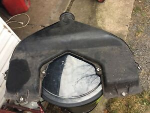 1985 92 Camaro Z28 Tuned Port Tpi Dual Air Cleaner Intake Box