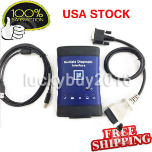 New Diagnostic Tool For Gm Mdi Tech3 Without Software Gm Opel Saab Isuzu