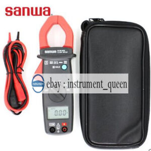 Clamp Meters ac Low Cost Dmm Functions Sanwa Dcm400 New