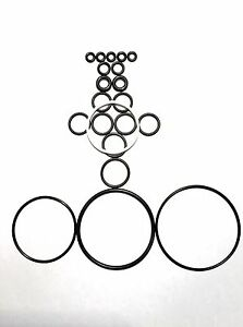 25 Complete O ring Kits Fit Graco Fusion Ap Air Purge 246355
