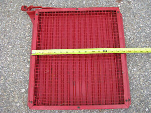 Farmall F12 F14 Radiator Shutter Assembly Used